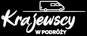 Krajewscy w podróży - logo, blog o podróżach