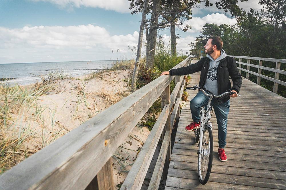 Jak działa rower elektryczny