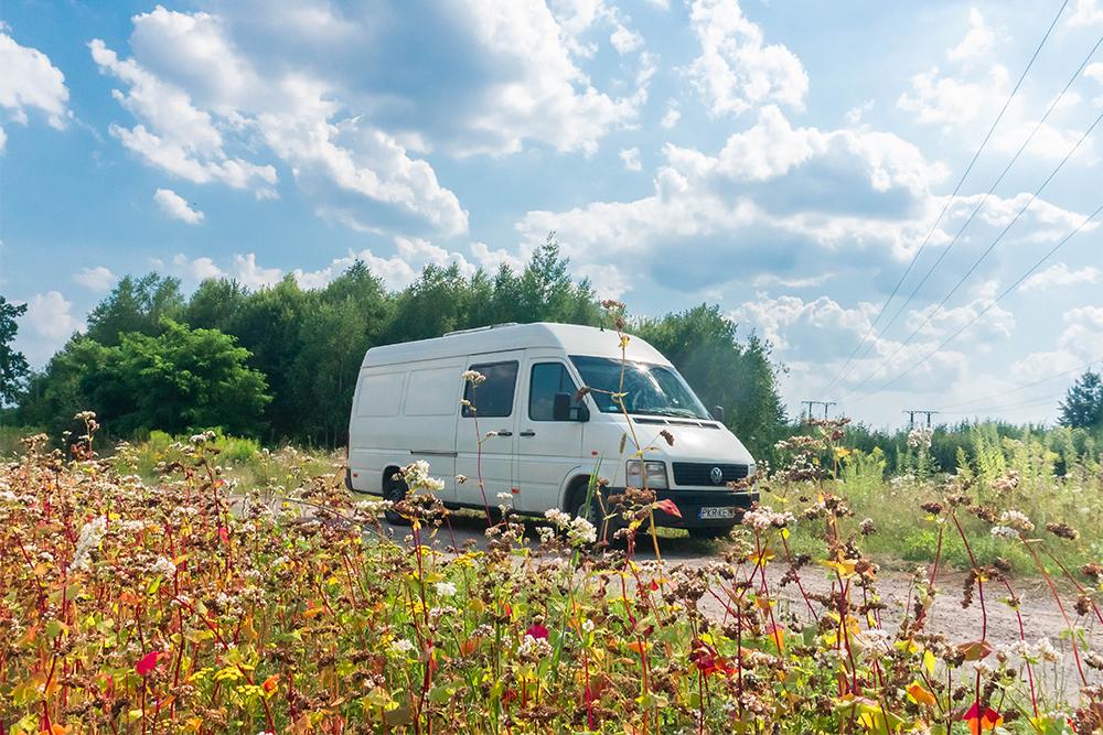 Budujemy kampera - Krajewscy w podróży