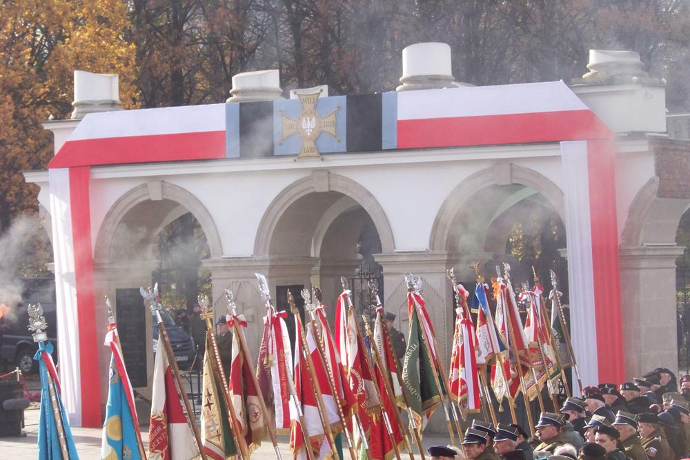 Święto Niepodległości w Polsce - Warszawa