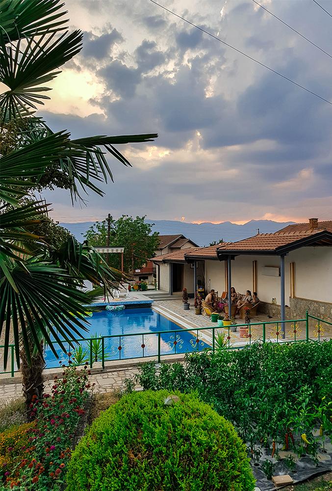 Vila Siva - sprawdzony nocleg blisko Ochrydy
