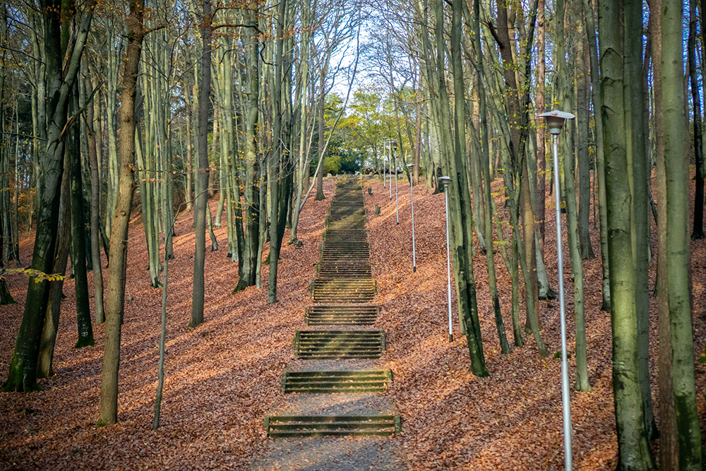 Góra Chełmska w Koszalinie - historia i atrakcje