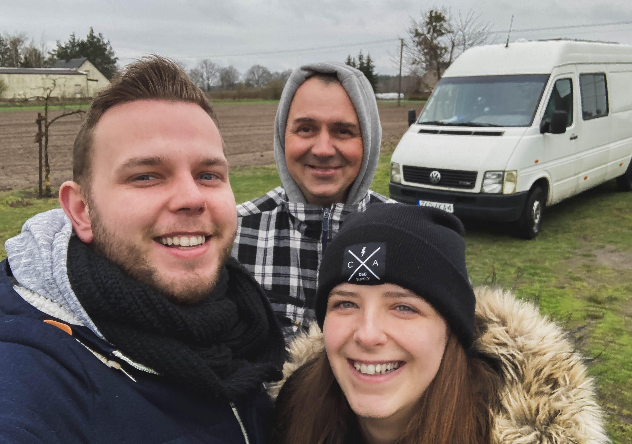 Przebudowa busa na kampera AKST Barabol Serwis